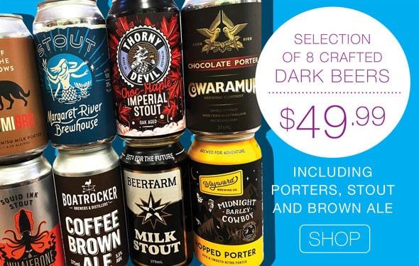 Craft Dark Beer Mixed 8pk