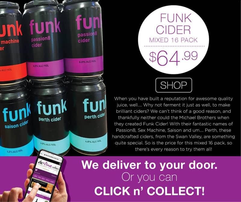 Funk Cider Mixed 16pk