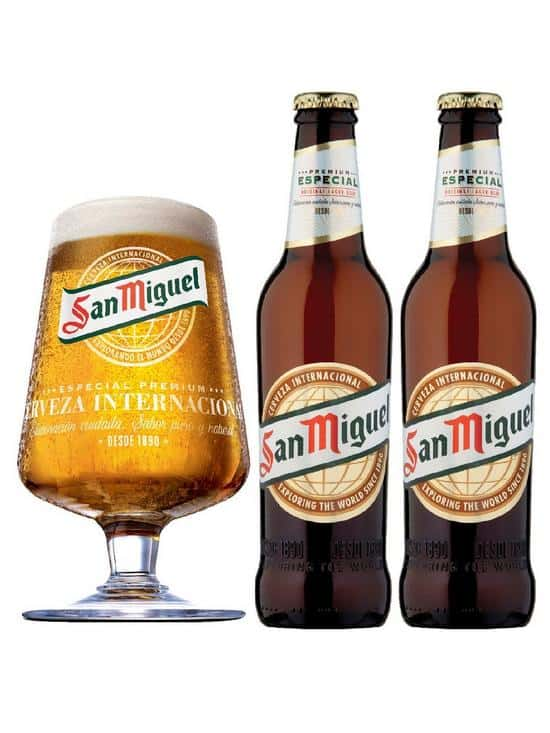 San Miguel Especial Lager 330ml (24 Pack)