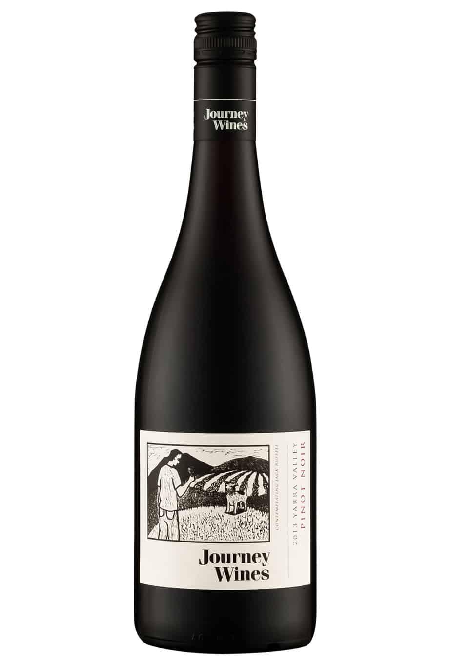 Journey Wines ...  sc 1 st  De Vine Cellars & Buy Journey Wines Pinot Noir 750ml (Yarra Valley Victoria) online ...