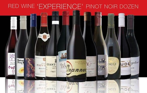 Pinot Noir Experience Dozen