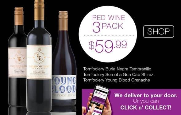 Red Wine 3pk