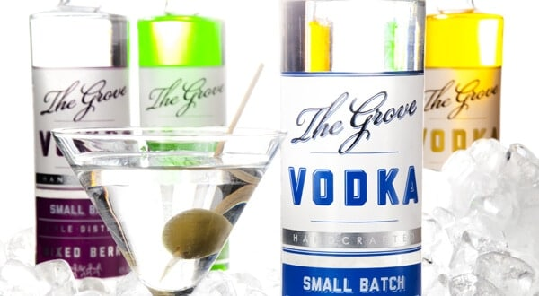 Buy The Grove Vodka 500ml Margaret River Wa Online From