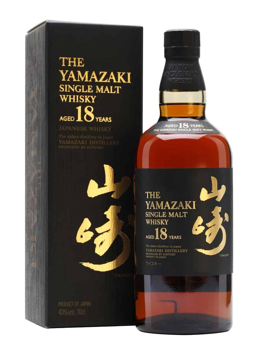 Yamazaki ...  sc 1 st  De Vine Cellars & Buy Yamazaki Single Malt 18yo 700ml (Japan) online from DeVine ...