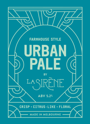 La ...  sc 1 st  De Vine Cellars & Buy La Sirene Urban Pale Ale Can 330ml (24 Pack) online from DeVine ...