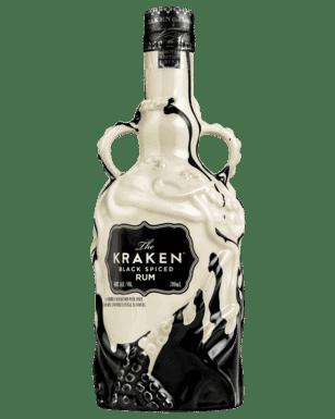 Buy Kraken Spiced Rum Ceramic Bottle 700ml Online From