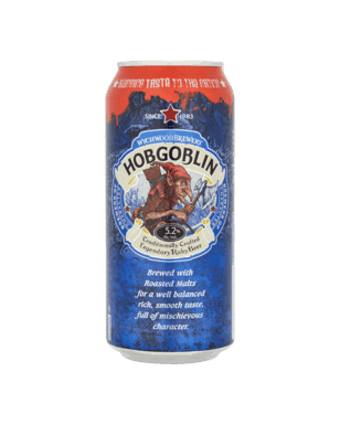 Hobgoblin ...  sc 1 st  De Vine Cellars & Buy Hobgoblin Ruby Red Ale 500ml Can (24 Pack) online from DeVine ...